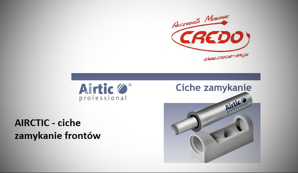 AIRCTIC – ciche zamykanie frontów
