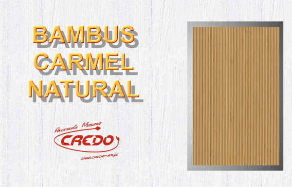 BAMBUS CARMEL NATURAL