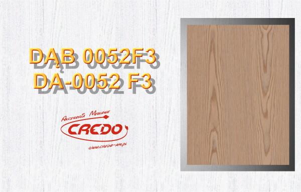 DĄB 0052F3 DA-0052 F3