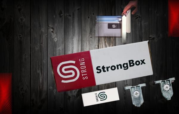 STRONGBOX - Dodatki