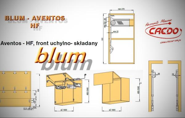 AVENTOS  HF  – Blum