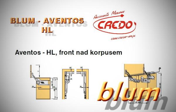 AVENTOS  HL – Blum