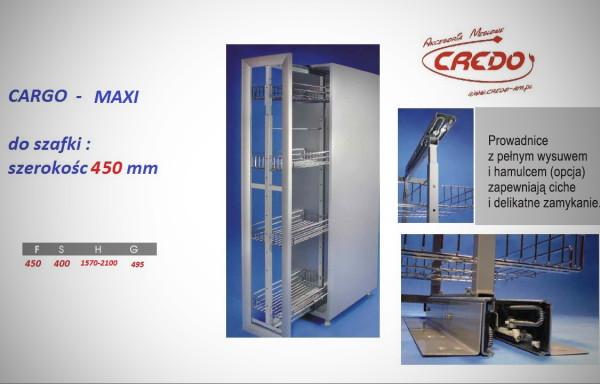 CARGO  MAXI  do szafki 450mm