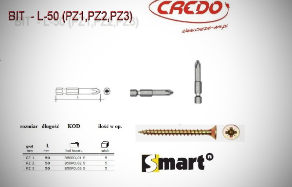 Grot  PZ  1 – 2 – 3   50mm
