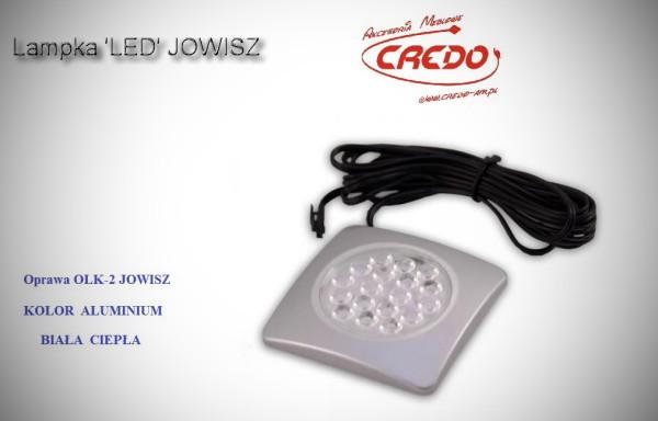 """Lampka LED """"JOWISZ"""" Biała Ciepła"""