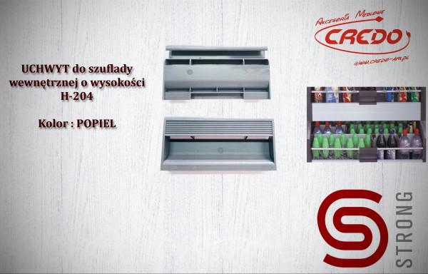 """z/z        STRONGBOX – """"uchwyt"""" do szuflad wewnętrznych wysokich"""